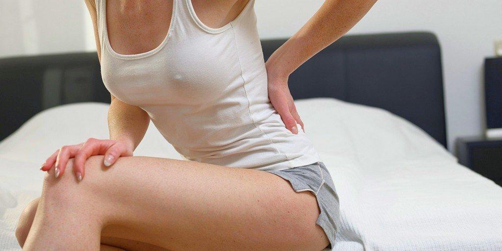nugaros skausmas sveika nugara