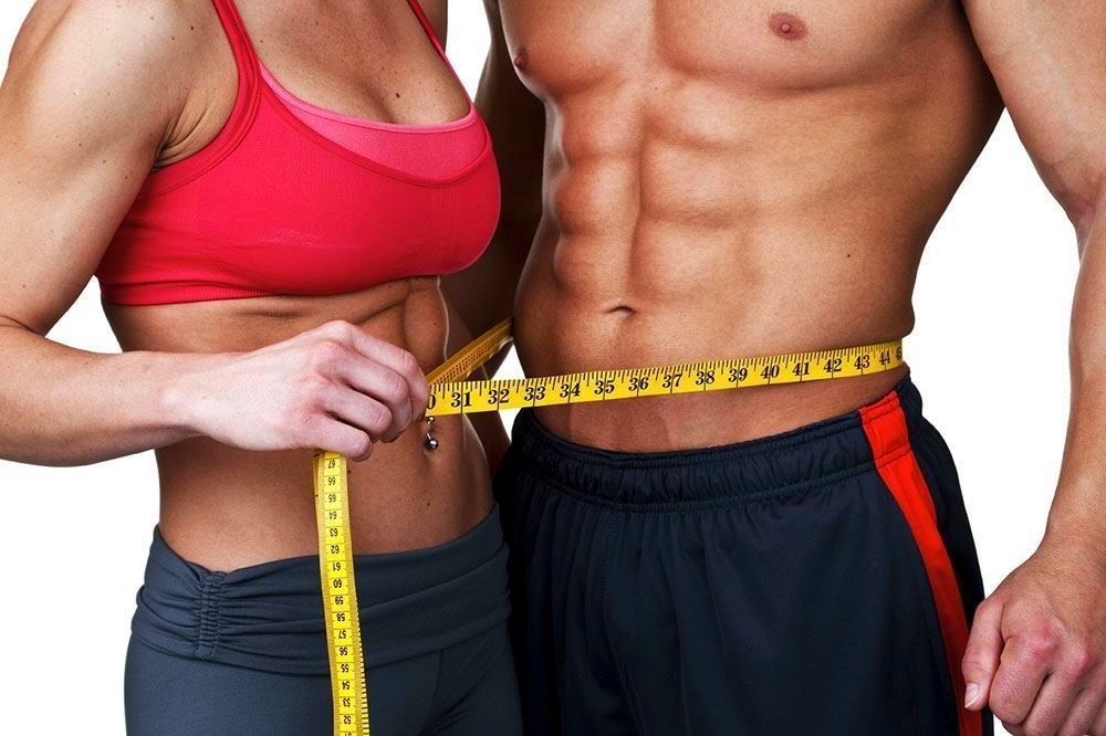 Normalus svorio metimas per mėnesį